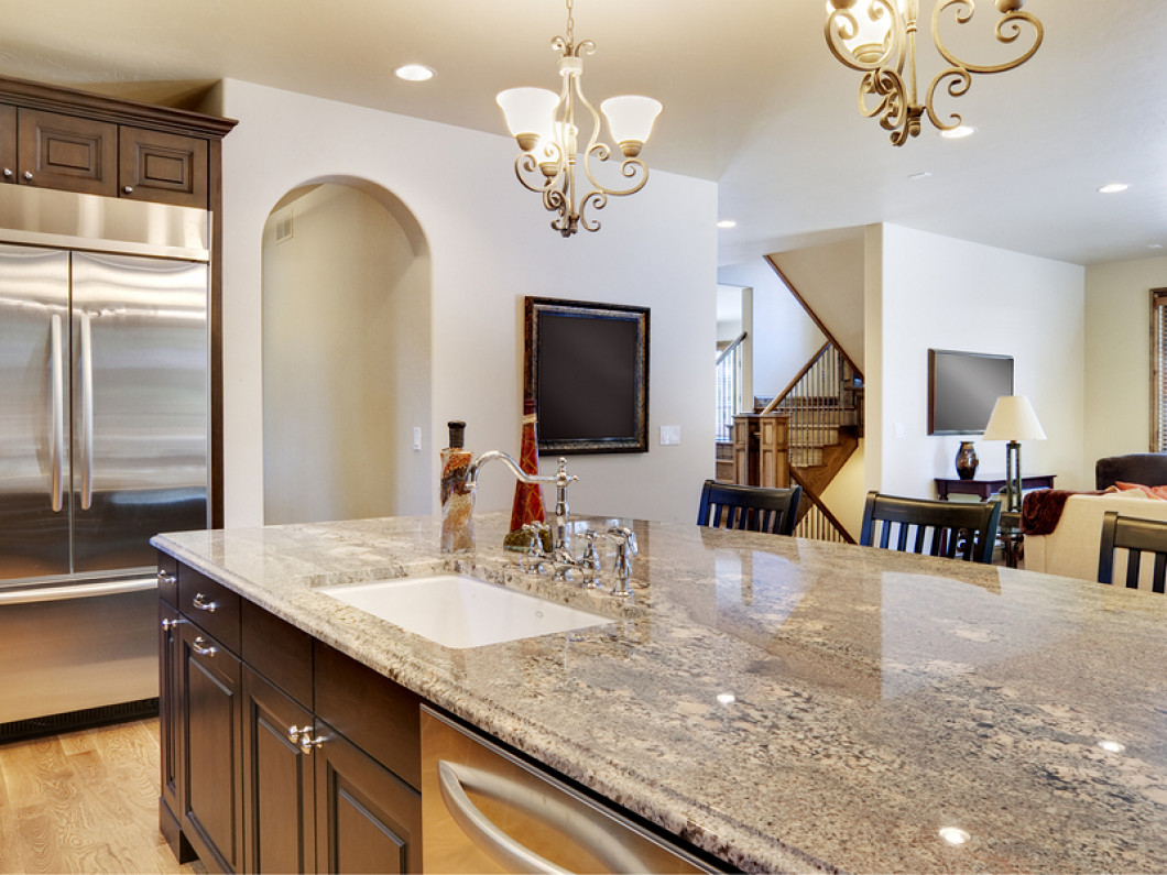 Update Your Living E With New Countertops